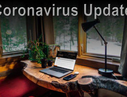 Mise à jour du coronavirus 16 mars 2020