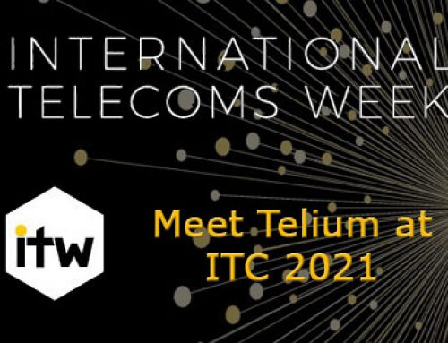 Telium at ITW 2021