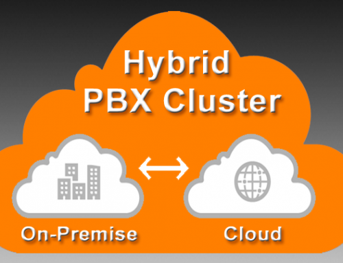 Hybrid PBX Clusters Are Here